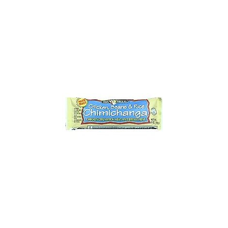 Don Miguel Chicken Chimichanga - 5 Oz