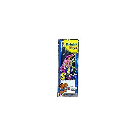 slurp! Drinking Straws Silly Pack - 3 Count