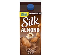 Silk Almondmilk Dark Chocolate - 64 Fl. Oz.