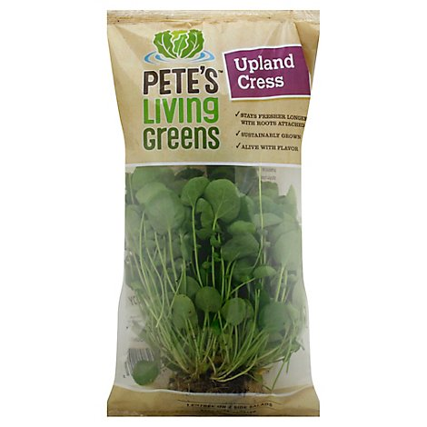 Holland Produce Watercress Packaged - 3.6 Oz