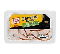 Oscar Mayer Carving Board Turkey Breast Oven Roasted - 7.5 Oz