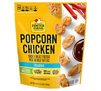 Foster Farms Popcorn Chicken - 24 Oz