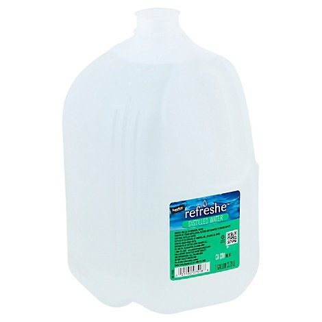Signature SELECT Water Distilled - 1 Gallon