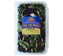 Fresh Express Salad Greens 50 50 Mix - 10 Oz