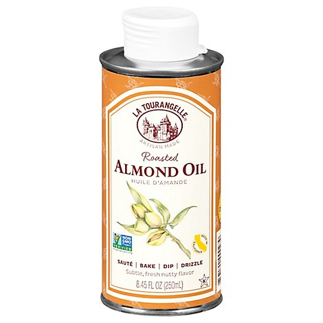 La Tourangelle Almond Oil Roasted - 8.45 Fl. Oz.