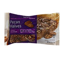 Signature Kitchens Pecan Halves - 8 Oz