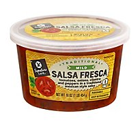 Signature Cafe Salsa Fresca Mild - 16 Oz.