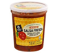 Signature Cafe Salsa Fresca Medium - 32 Oz