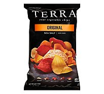 TERRA Vegetable Chips Original Sea Salt - 5 Oz