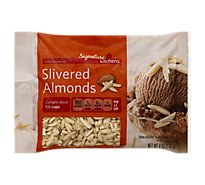 Signature Kitchens Almonds Slivered - 6 Oz