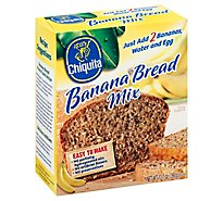 Chiquita Banana Bread Mix - 13.7 Oz