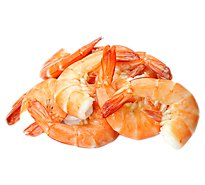 Seafood Counter Shrimp Cooked Tail On 26 To 30 Count - 1 Lb