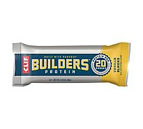 CLIF Builders Protein Bar Vanilla Almond - 2.4 Oz