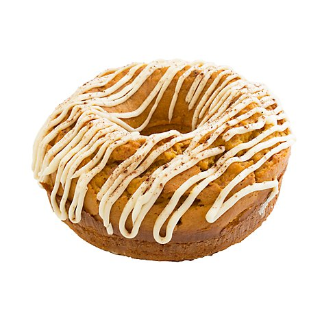 Bakery Pudding Ring Pumpkin - Each