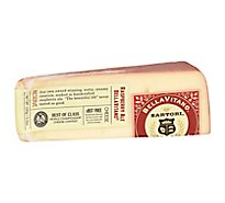 Sartori Cheese Asiago Raspberry Wedge - 5.3 Oz