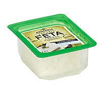 Athenos Cheese Feta Chunk Traditional Fat Free - 6 Oz