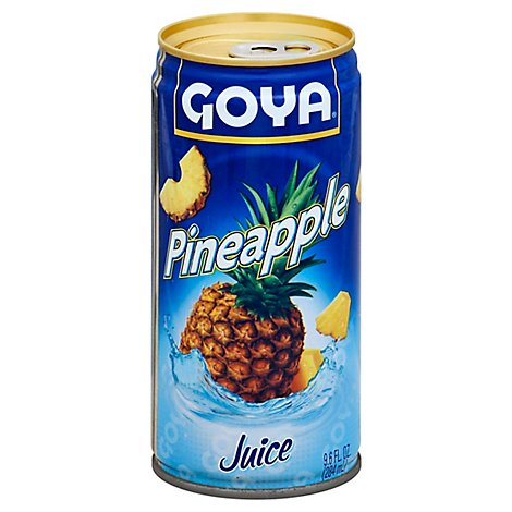 Goya Juice Drink Pineapple Can - 9.6 Oz