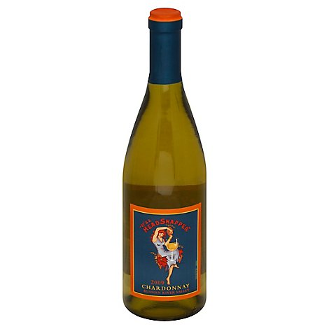 Headsnapper Wine Russian River Valley Chardonnay - 750 Ml