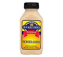 Bookbinders Horseradish Prepared - 9.75 Oz