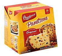 Bauducco Panettone Original With Candied Fruits & Raisins - 26.2 Oz