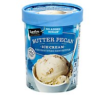 Signature SELECT Ice Cream Low Carb Butter Pecan - 1.5 Quart