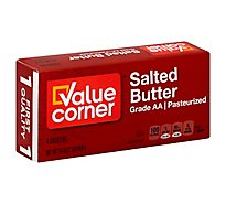 Value Corner Butter - 16 Oz