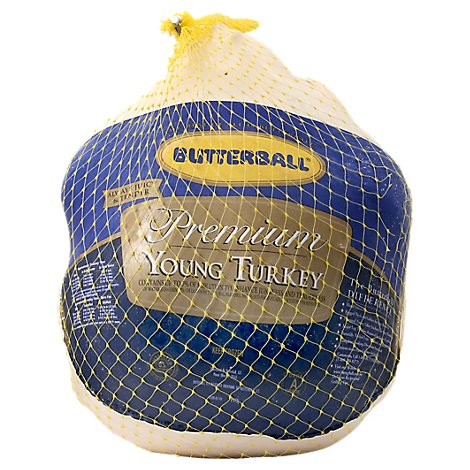 Butterball turkey cooking time