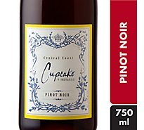 Cupcake Vineyards Wine Central Coast Pinot Noir - 750 Ml