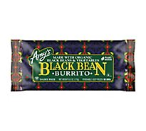 Amys Burrito Black Bean - 6 Oz