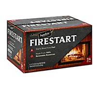 Signature SELECT Firestart Natural - 24 Count