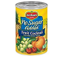 Del Monte Fruit Cocktail No Sugar Added - 14.5 Oz