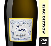 Cupcake Vineyards Wine White Moscato dAsti - 750 Ml