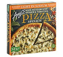 Amys Pizza Spinach Frozen - 7.2 Oz