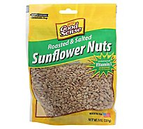Good Sense Roasted & Salted Sunflower Nuts - 8 Oz