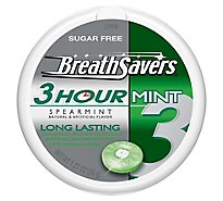 BreathSavers Mints Sugar Free 3 Hour Spearmint - 1.27 Oz
