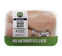 Open Nature Chicken Breast Boneless Skinless - 1.25 LB