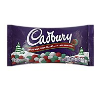 Cadbury Candy Coated Solid Milk Chocolates - 10 Oz