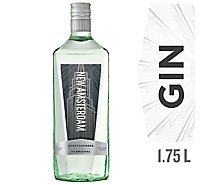 New Amsterdam Gin Exceptionally Smooth No. 485 80 Proof - 1.75 Liter