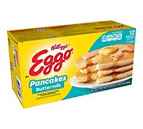 Eggo Pancakes Buttermilk 12 Count - 16.4 Oz
