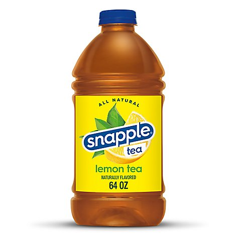 Snapple Iced Tea Lemon - 64 Fl. Oz.