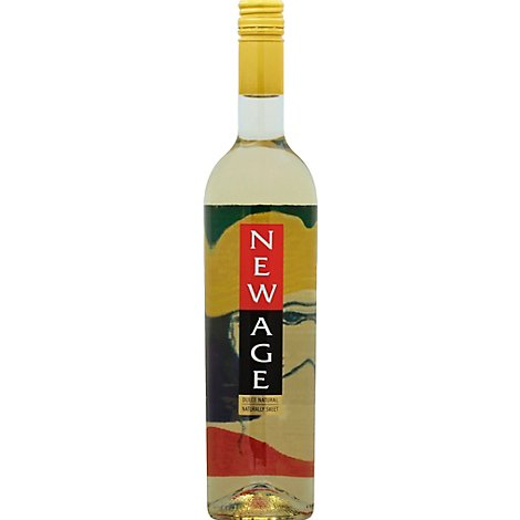 New Age White Wine - 750 Ml