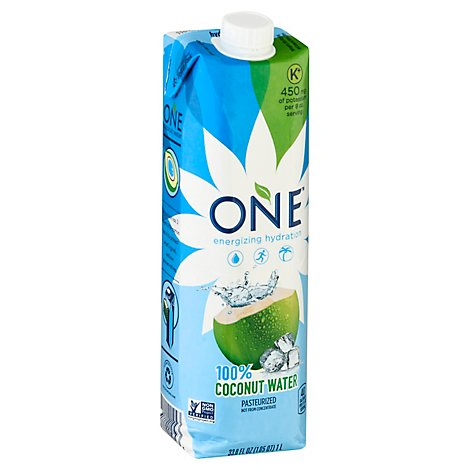 O.N.E. Coconut Water - 1 Liter