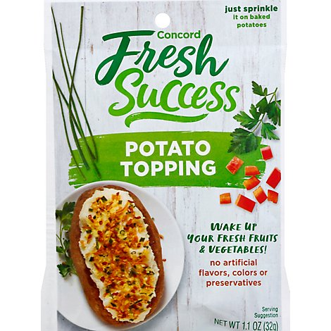 Concord Foods Potato Topping - 1.1 Oz
