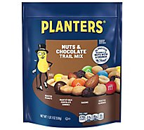 Planters Trail Mix Nuts & Chocolate - 16 Oz