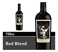 The Prisoner Napa Valley Red Blend The Prisoner Wine Company Red Wine - 750 Ml