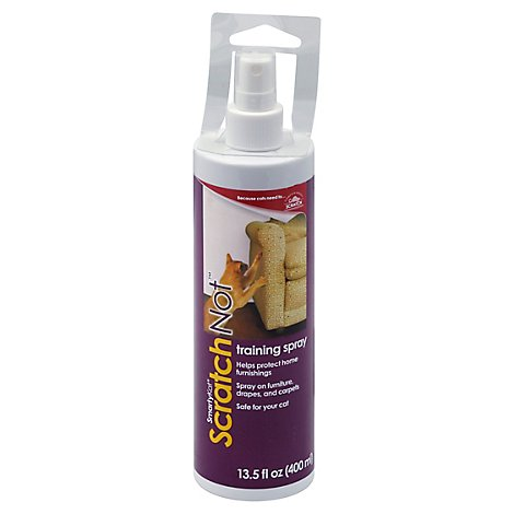 SmartyKat Cat Training Spray Scratch Not - 13.5 Fl. Oz.