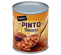 Signature SELECT Beans Pinto - 29 Oz