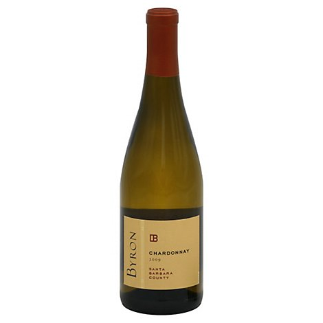 Byron Santa Barbara Chardonnay Wine - 750 Ml