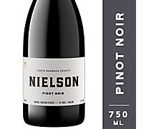 Nielson Wine Red Pinot Noir Santa Barbara County - 750 Ml