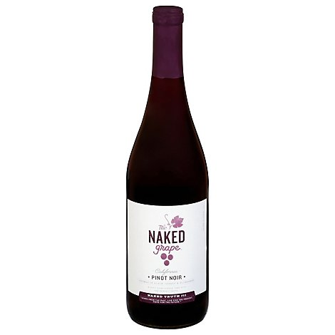 The Naked Grape Pinot Noir Red Wine - 750 Ml